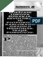 Sprljan (1997)- Slobodna Dalmacija, 22-11-1997