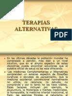 MEDICINA ALTERNATIVA-TECNICAS DE RELAJACIÓN