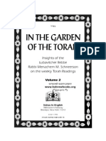 In the Garden of Torah Vol 2