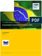 Sustainable Investment in Brazil 2009 (April 2009)