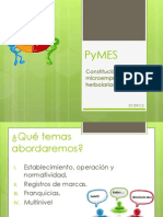 PyMES Diplomado