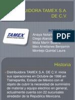Distribuidora Tamex s