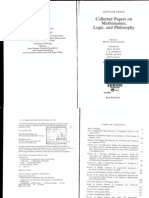 [Gottlob Frege] Collected Papers on Mathematics, L