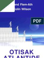 R. Flem-Ath and C. Wilson - The Atlantis Blueprint