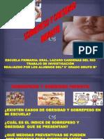 Presentación1 DE SOBREPESO