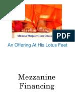 mezzanine financing .ppt