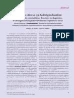 Angiotomografia com múltiplos detectores no diagnóstico