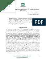JUAN HURTADO POMA. Reflexiones sobre el archivo fiscal en la investigación preliminar.pdf