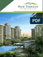 Emaar Palm Terraces Selct  E  Brochure