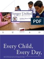 Sanger Facilities Master Plan