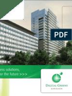 Digital Greens Gurgaon Brochure
