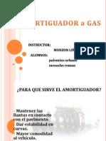 D-Amortiguador a Gas