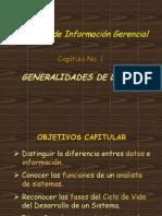 Generalidades Si