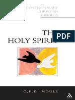 C. F. D. Moule the Holy Spirit 2000