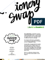 The Stationery Swap