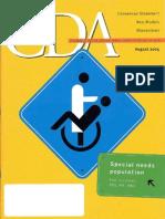 Journal of the California Dental Association Aug 2005