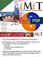 IMIT Bedrijfspresentatie 14 September 2013