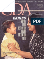 Journal of the California Dental Association Feb 2003