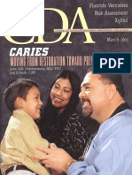Journal of the California Dental Association Mar 2003