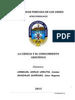 LA CIENCIA Y CONOCIMEINTO CIENTIFICO.pdf