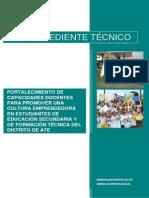 Expediente Tecnico Version Final Al 29jun09 (1)