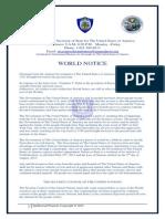World Notice