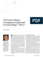 The inman Aligner. A progressive approach to smile design