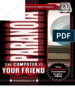 PARANOIA - A1 The Computer is Your Friend