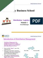 9bfefDistribution & Logistics Management Module 1