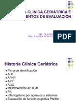 Expo Historia Clinica Geriatrica