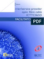 CP-TC065DCF Splice Optical Fiber (Facilitator Guide)