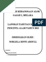 Laporan PPT 2012
