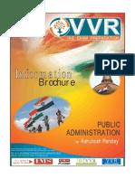 Public Administration (Optional)