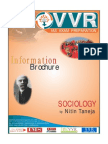 Sociology(Optional)