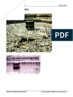 Hajj in Pictures and Diagrams