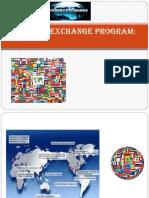 Student Exchange Program Ppt