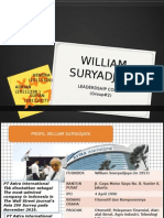 Business Leadership William Suryadjaya (Astra)