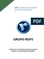 Grupo Reifs Dolores Aleixandre