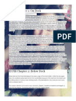 El Filibustersimo  Chapter 1-15 Summary