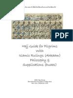 hajj guide for pilgrims