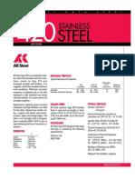 AISI 420 Data Sheet