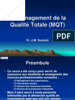 Management Qualite Totale