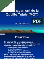 Management Qualite Totale