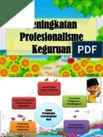 Laluan Peningkatan Profesionalisme Keguruan