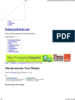 TEORI BELAJAR __ Teori Belajar Menurut Para Ahli.pdf