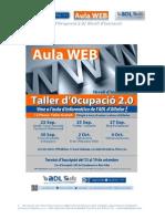 Taller Empleo 2.0 Aula Web Alfafar