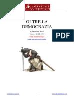 Brizzi Oltre La Democrazia