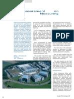 Form Measurement on Coordinate Measuring Machines