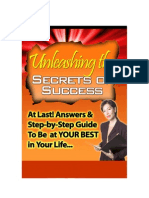 C Kellogg - Unleashing the Secrets of Success Id861960165 Size443