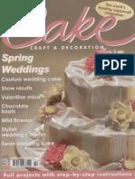 Cake Craft & Decorating - February 2009